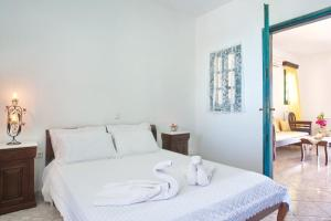 Alisaxni Resort, Aparthotels  Akrotiri - big - 8