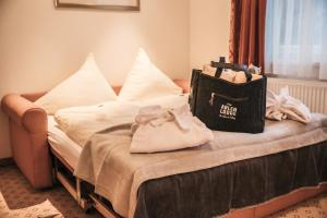 Arlen Lodge Hotel, Hotely  Sankt Anton am Arlberg - big - 34