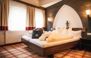 Arlen Lodge Hotel, Hotely  Sankt Anton am Arlberg - big - 41