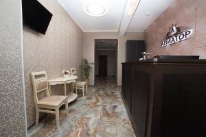 Гостиница Авиатор - Novaya Olkhovka