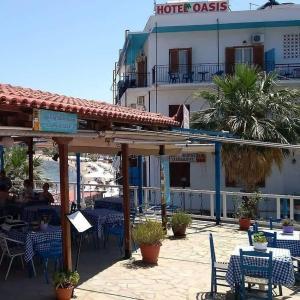 Svetlana & Michalis Oasis Hotel Aegina Greece