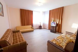 07. Апартаменты на Алексеева, 45 - Apartment - Krasnoyarsk
