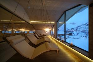 Hotel Bergkristall - Lech