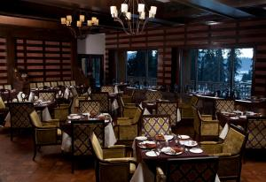 The Khyber Himalayan Resort & Spa, Üdülőtelepek  Gulmarg - big - 29