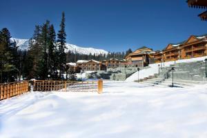 The Khyber Himalayan Resort & Spa, Üdülőtelepek  Gulmarg - big - 34