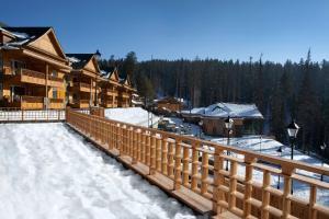 The Khyber Himalayan Resort & Spa, Üdülőtelepek  Gulmarg - big - 33