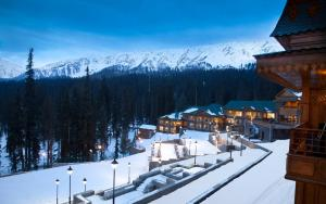 The Khyber Himalayan Resort & ..