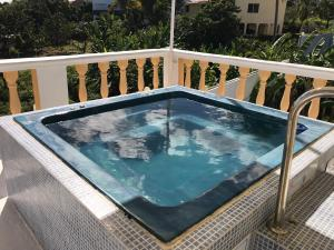 Seahorse Condos, Апарт-отели  Сан-Фелипе-де-Пуэрто-Плата - big - 71