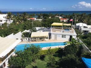 Seahorse Condos, Апарт-отели  Сан-Фелипе-де-Пуэрто-Плата - big - 72