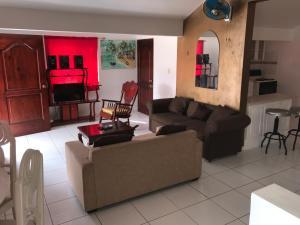 Seahorse Condos, Апарт-отели  Сан-Фелипе-де-Пуэрто-Плата - big - 74
