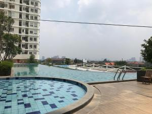 Apartamento Estudio  Budget Studio Apartment at Cinere Bellevue Suites By Travelio