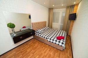 Lux Hotel Apartment Molodogvardeytsev 38A - Miasskiy