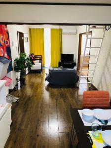 Keiko's Home 大空間2LDKロフト付きfree parking 201