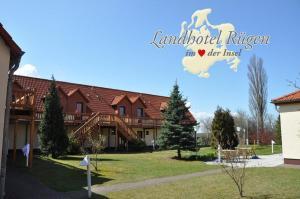 Landhotel Rügen - Dreschvitz