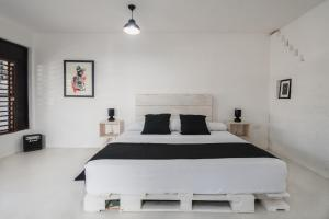 Residencia Gorila, Apartmanhotelek  Tulum - big - 129