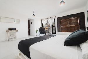 Residencia Gorila, Apartmanhotelek  Tulum - big - 122