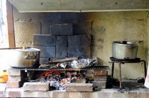 Chambres et Tables d'hôtes à l'Auberge Touristique, Bed and breakfasts  Meuvaines - big - 69