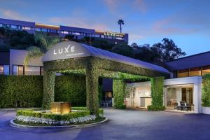 Luxe Sunset Boulevard hotel,  Los Angeles, United States. The photo picture quality can be variable. We apologize if the quality is of an unacceptable level.