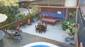 Slow Monkey Hostel, Affittacamere  Playa Santa Teresa - big - 46