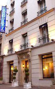 Montparnasse Daguerre, Отели  Париж - big - 26