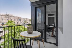 Trust Inn - Mamilla Newly & Balcony