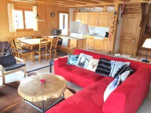 Chalet Clochette 4 Valles-Verbier - Hotel - La Tzoumaz