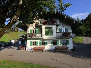 Berggasthof Pechhäusl - Hotel - Berchtesgadener Land