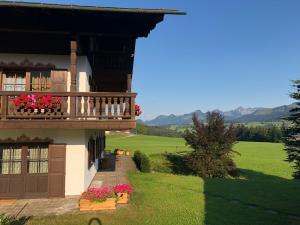 Panoramaresidenz Blindau - Apartment - Reit im Winkl