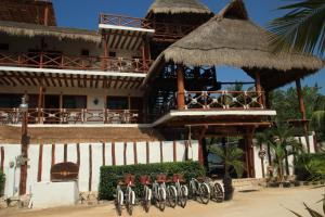 Hotel Margaritas Apartments & Suites, Hotels  Holbox Island - big - 47