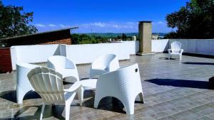 NIZA II - Planta Baja. Dto.C, Apartments  Villa Carlos Paz - big - 39
