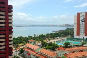 Leme Apartments, Apartments  Fortaleza - big - 9
