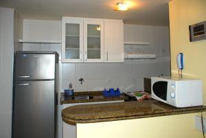 Leme Apartments, Apartments  Fortaleza - big - 22