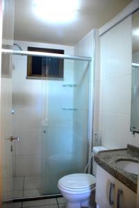 Leme Apartments, Apartments  Fortaleza - big - 18