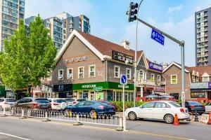 China Sunshine Apartment Guomao, Apartments  Beijing - big - 6
