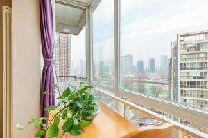 China Sunshine Apartment Guomao, Apartments  Beijing - big - 4
