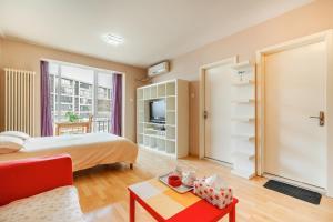 China Sunshine Apartment Guomao, Apartments  Beijing - big - 25