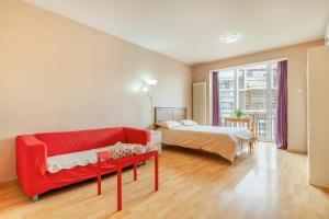 China Sunshine Apartment Guomao, Apartments  Beijing - big - 36