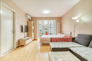 China Sunshine Apartment Guomao, Apartments  Beijing - big - 17
