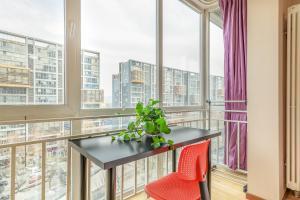 China Sunshine Apartment Guomao, Apartments  Beijing - big - 7