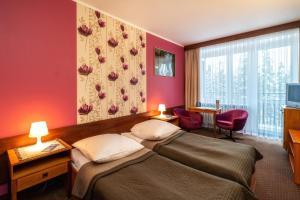 Zespół Tatry Hotel Tatry i Budynek Turystyczny