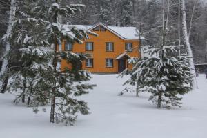 Dachniy Hotel Lesnyye Polyany - Pokhvisnevo