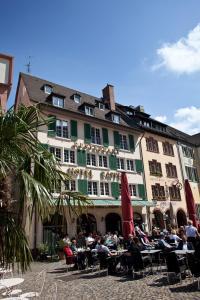 Hotel Rappen am Münsterplatz, Hotely  Freiburg im Breisgau - big - 1