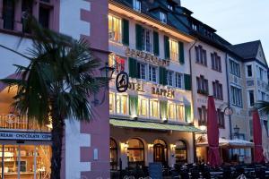 Hotel Rappen am Münsterplatz, Hotely  Freiburg im Breisgau - big - 52