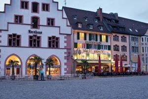 Hotel Rappen am Münsterplatz, Hotely  Freiburg im Breisgau - big - 51