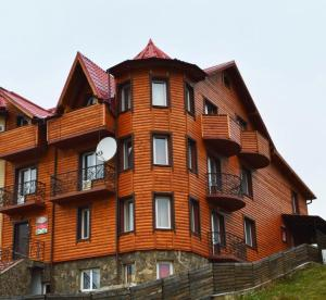 Accommodation in Bukovel