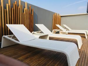 Q Suites Jeddah by EWA, Hotely  Džidda - big - 41