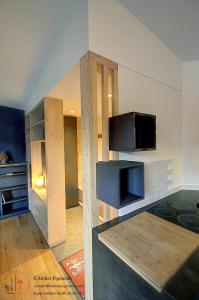 Appartement familial - La Tania - Hotel