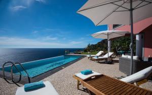 Luxury Ocean Front Villla, Vily - Achada de Cima