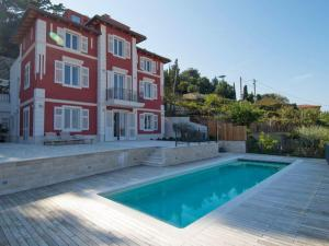 Piran Villa Sleeps 8 Pool Air Con WiFi