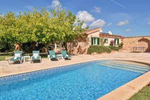 Calonge Villa Sleeps 4 Pool Air Con WiFi - Calonge
